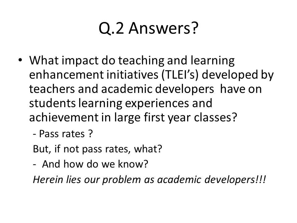 Q.2 Answers.