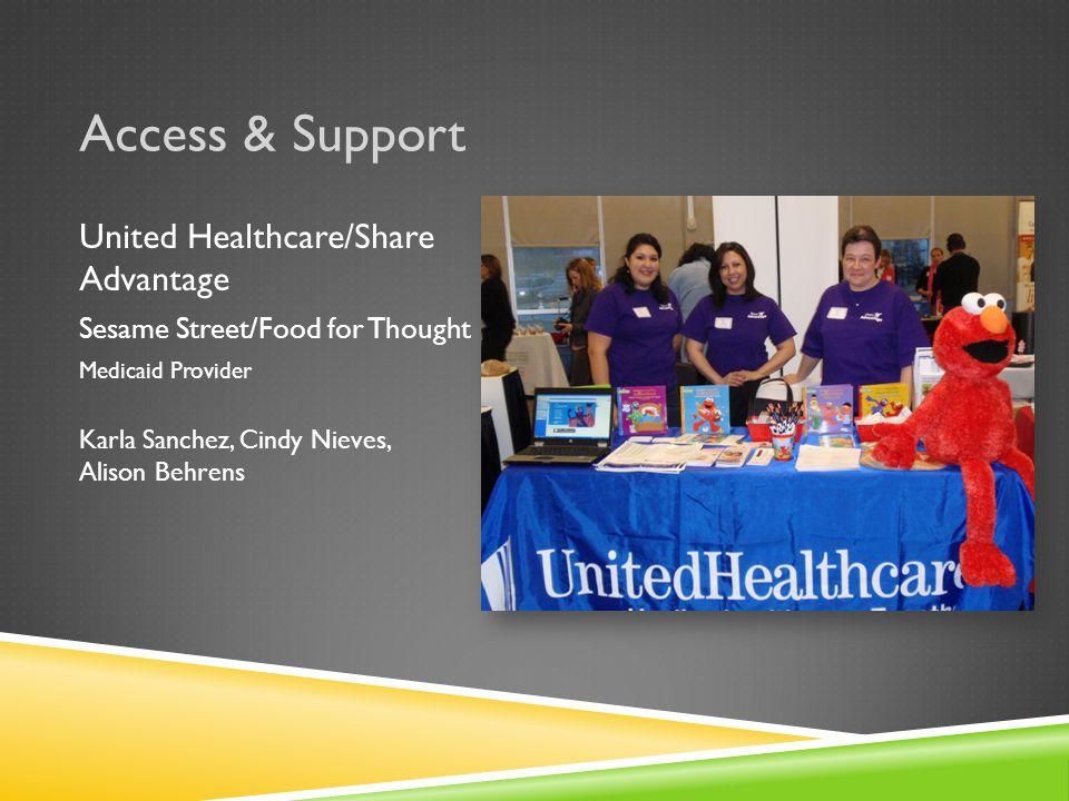Access & Support Latino Center of the Midlands Referrals & Assistance Reyna Vallecillo, Maria Socorro Adrada