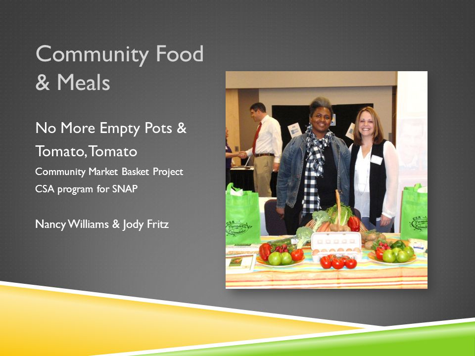 Community Food & Meals Catholic Charities Mobile Pantries Marilyn Sims