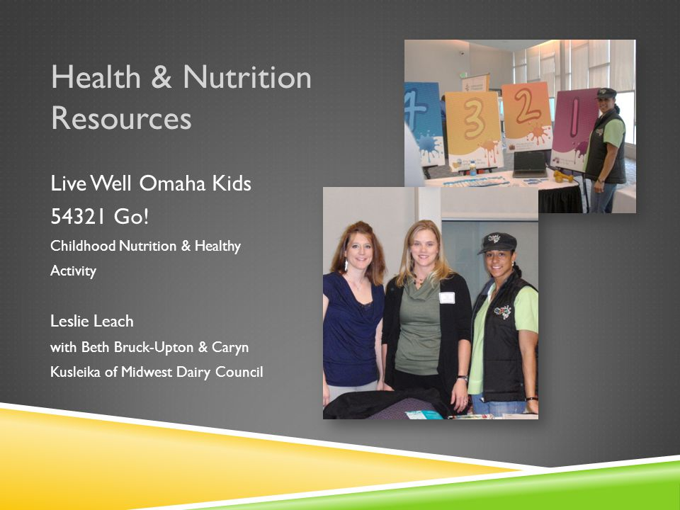 Health & Nutrition Resources The Salvation Army Kroc Center Meals, Nutrition Classes, Cooking Classes, Food