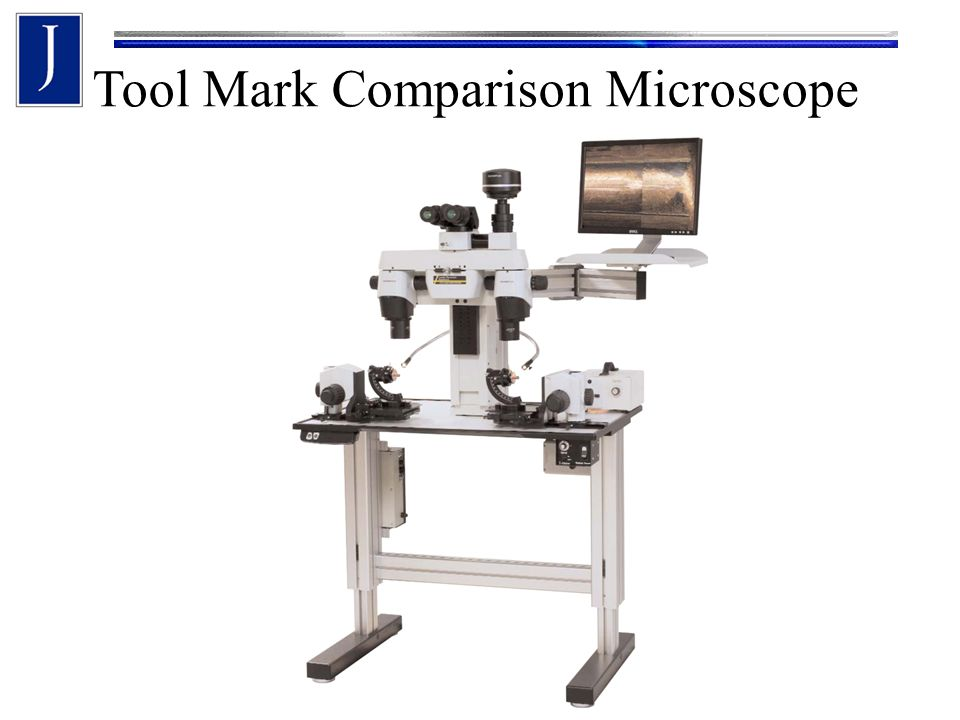 Tool Mark Comparison Microscope