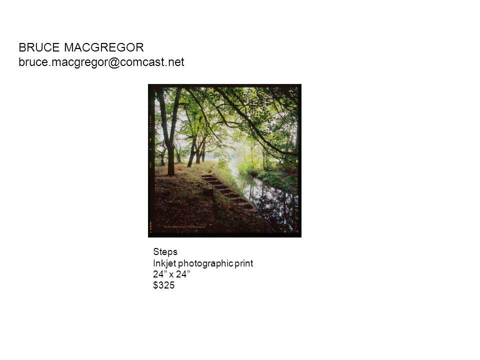 """Steps Inkjet photographic print 24"""" x 24"""" $325 BRUCE MACGREGOR bruce.macgregor@comcast.net"""