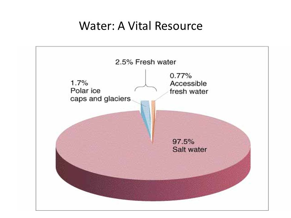 Water: A Vital Resource