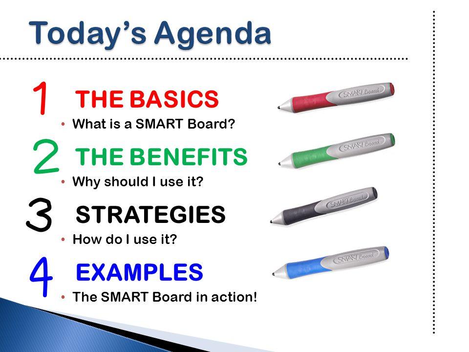 13 The SMART Board 13