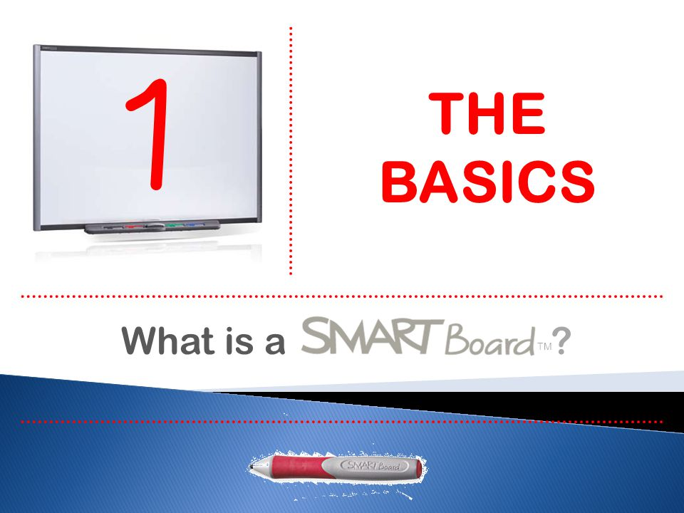 15 Our road map for today  Background Information  What is a SMART Board.