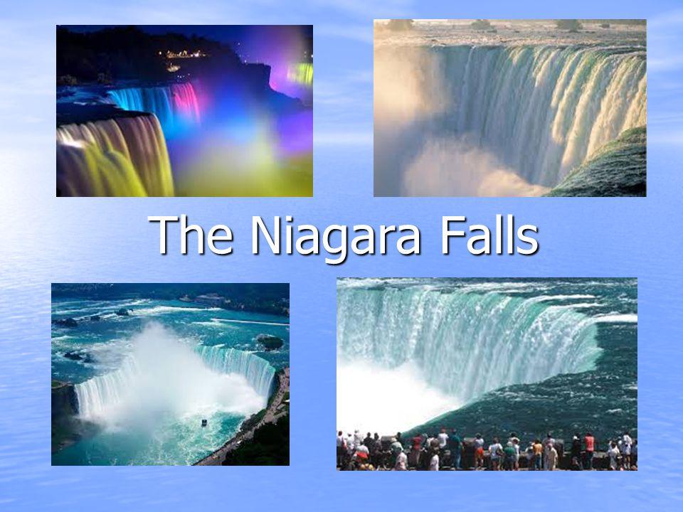 The Niagara Falls The Niagara Falls