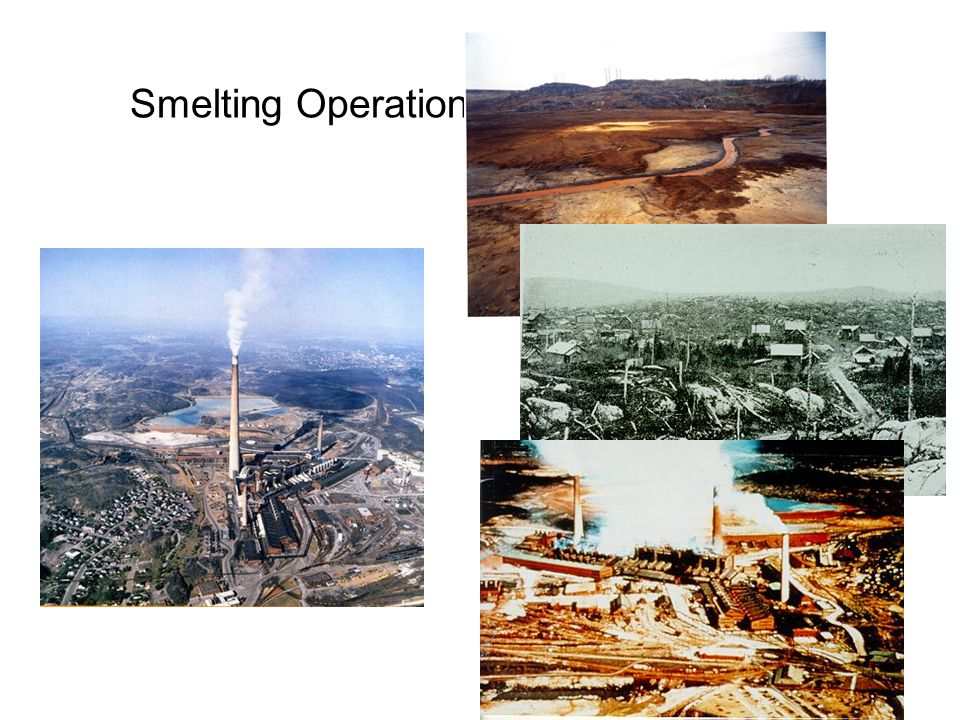 Smelting Operations