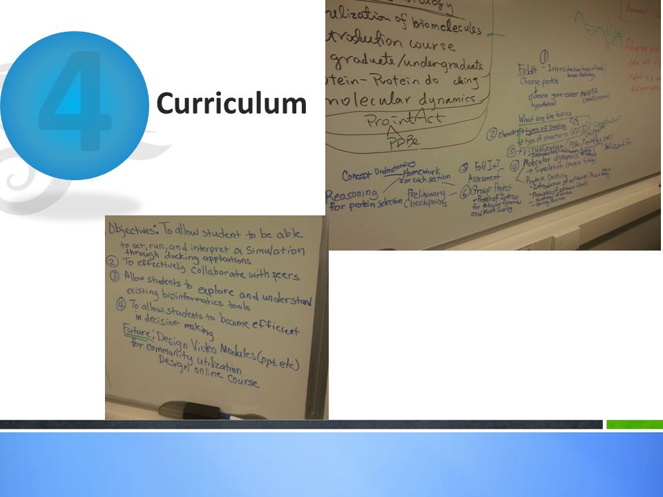 Curriculum 4