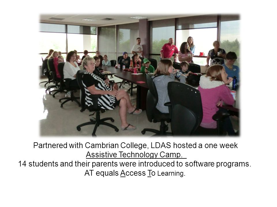 February 2011 The production of a Educator DVD Training Tool – I Learn Differently.