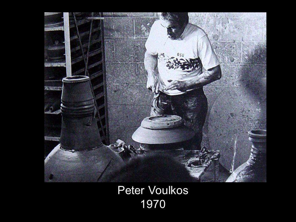 Peter Voulkos 1970