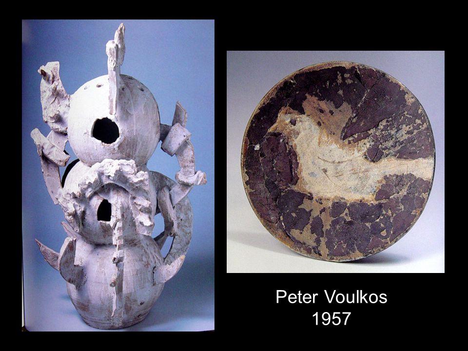 Peter Voulkos 1957
