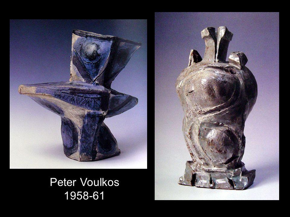 Peter Voulkos 1958-61