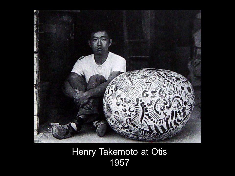 Henry Takemoto at Otis 1957