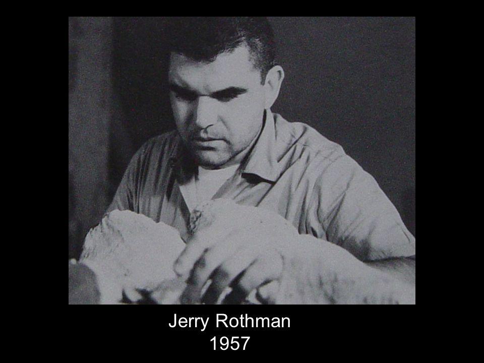Jerry Rothman 1957