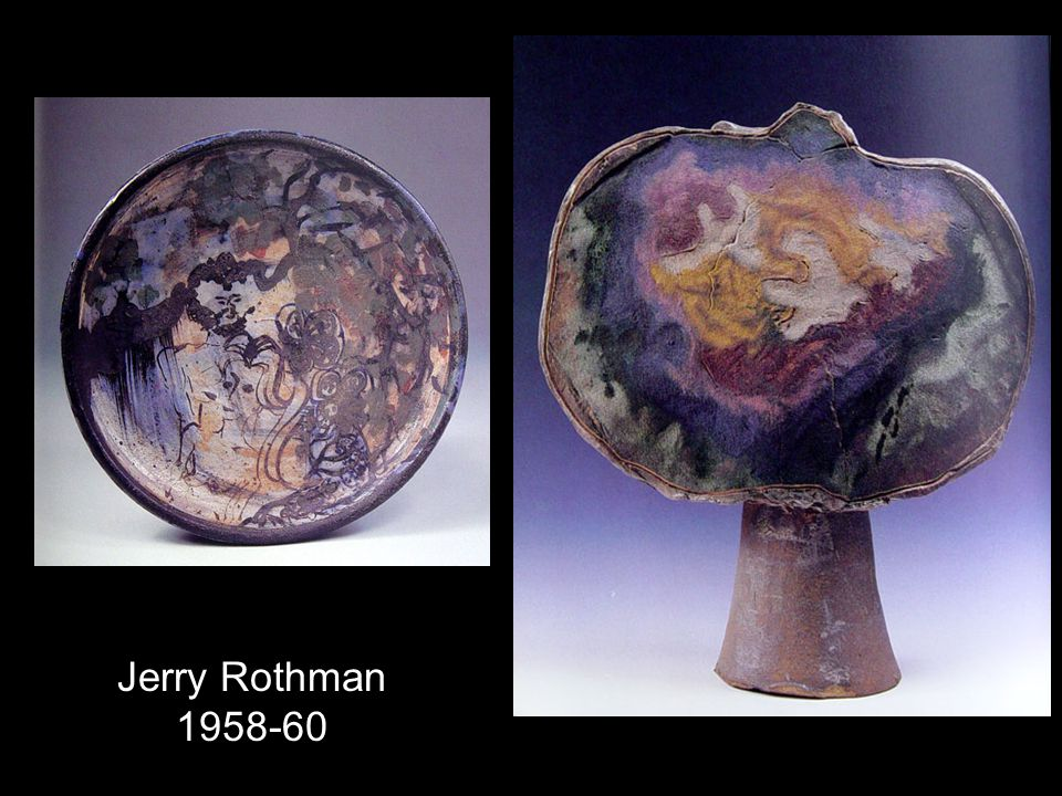 Jerry Rothman 1958-60