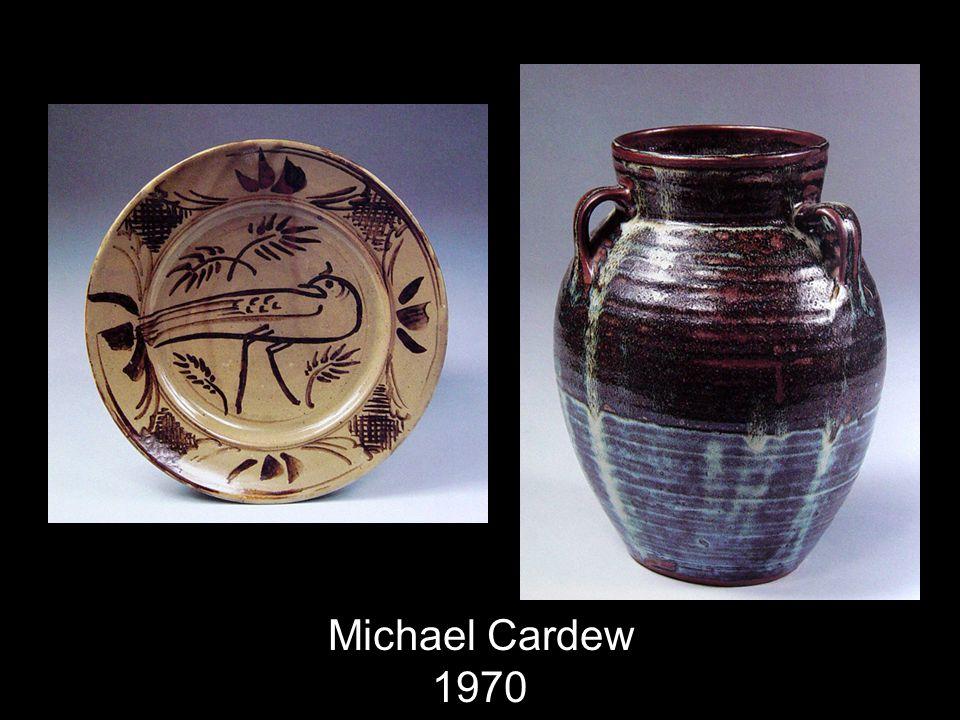 Michael Cardew 1970