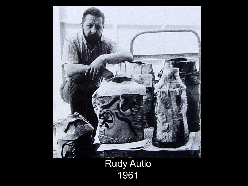 Rudy Autio 1961
