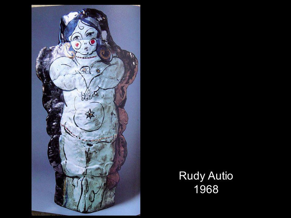 Rudy Autio 1968
