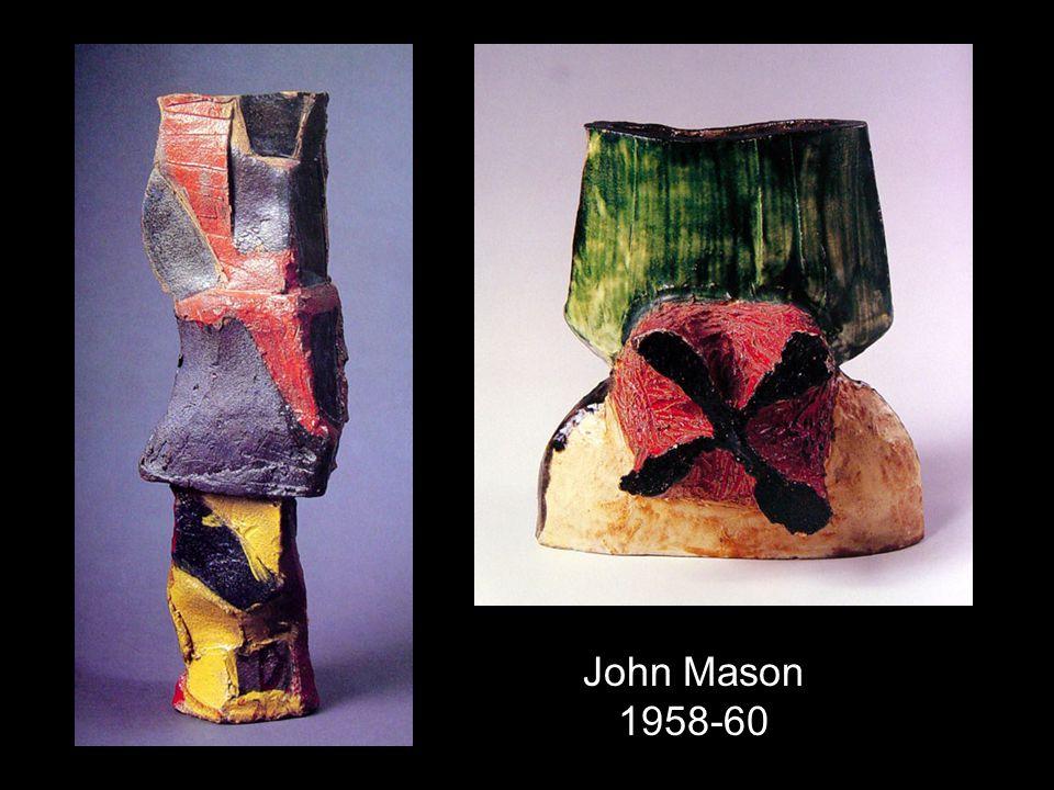 John Mason 1958-60