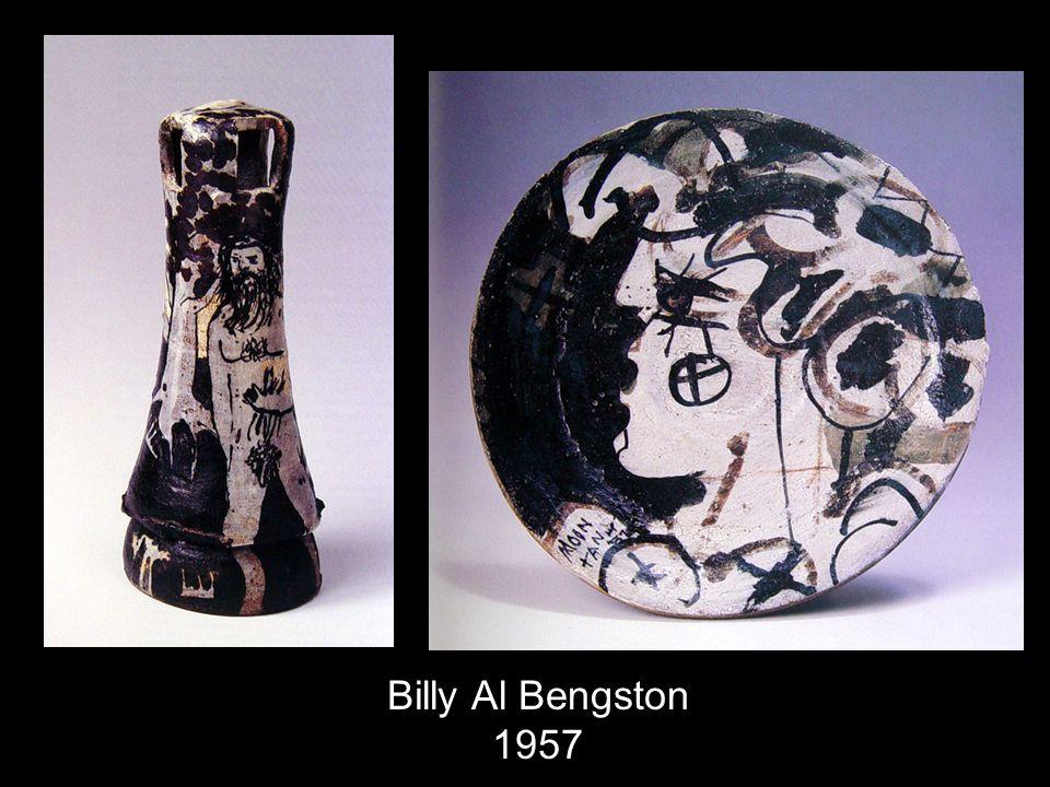 Billy Al Bengston 1957