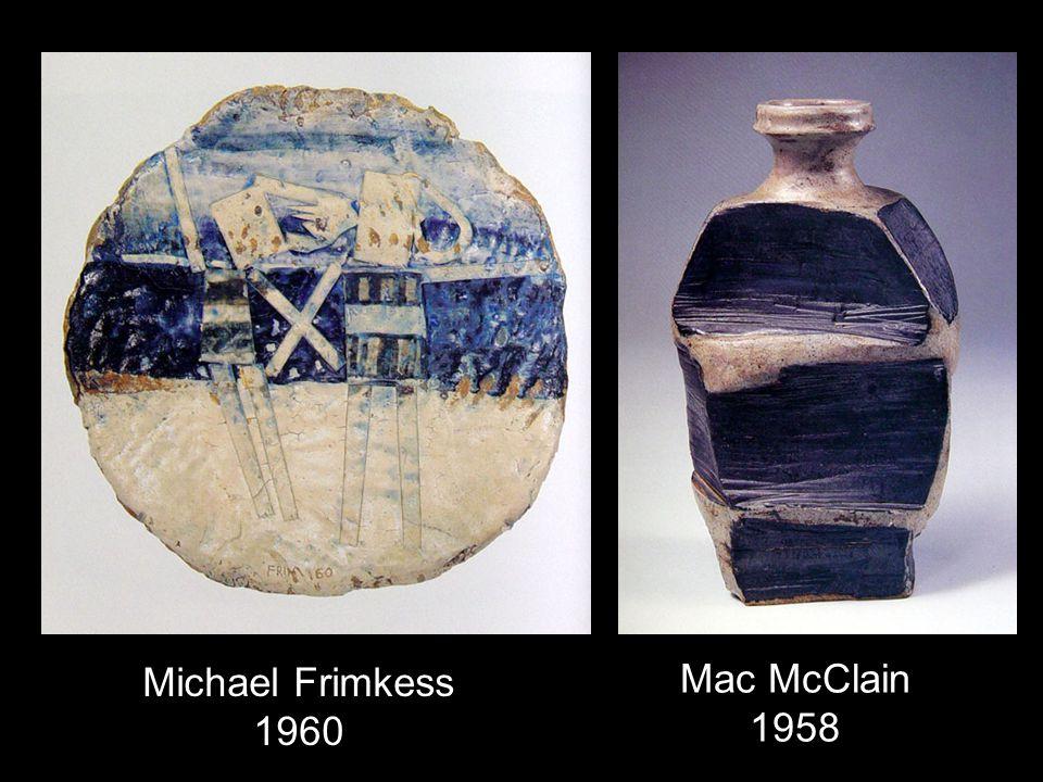 Michael Frimkess 1960 Mac McClain 1958