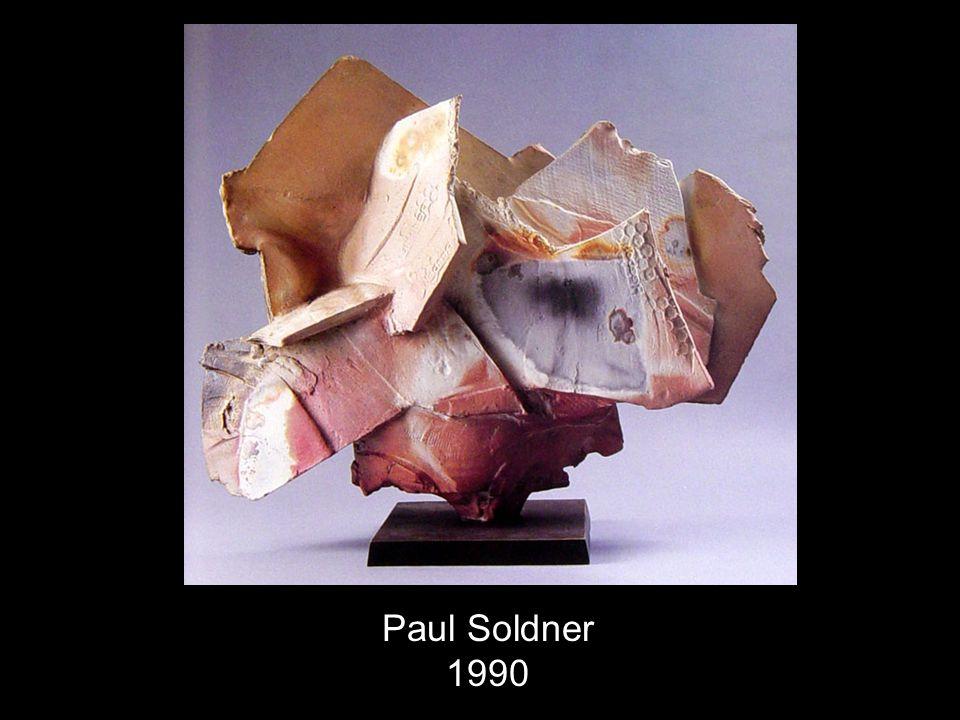 Paul Soldner 1990