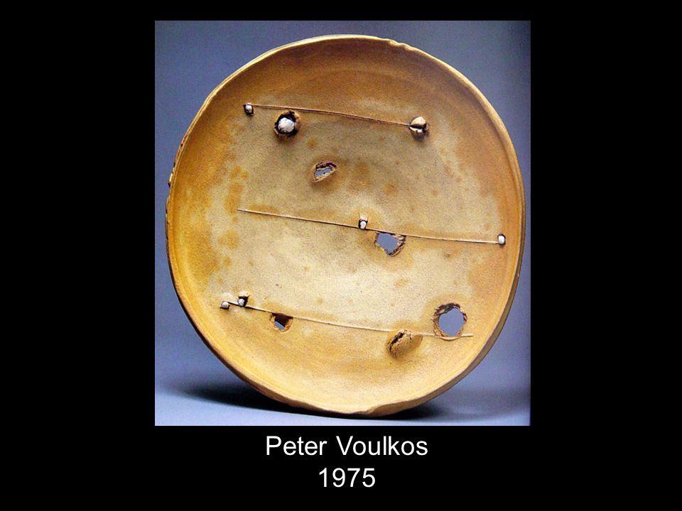 Peter Voulkos 1975