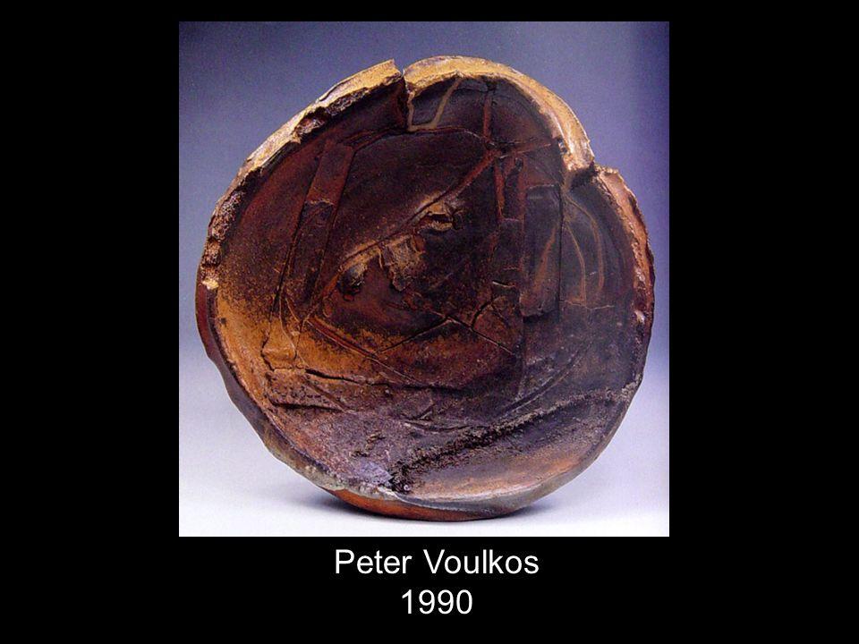 Peter Voulkos 1990
