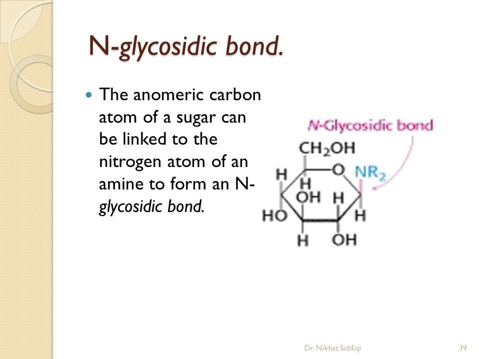 N-glycosidic bond.N-glycosidic bond.