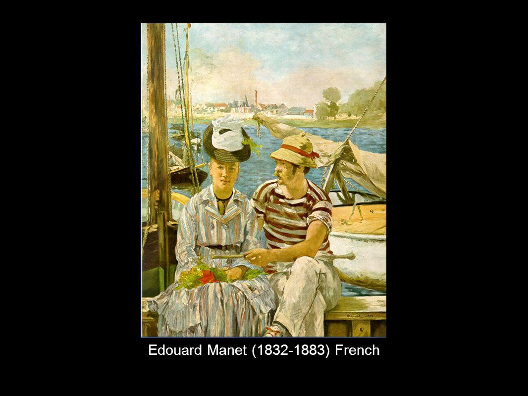 Edouard Manet (1832-1883) French