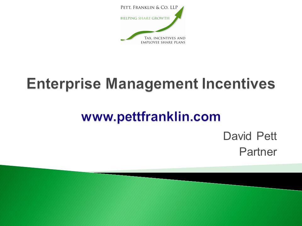 David Pett Partner