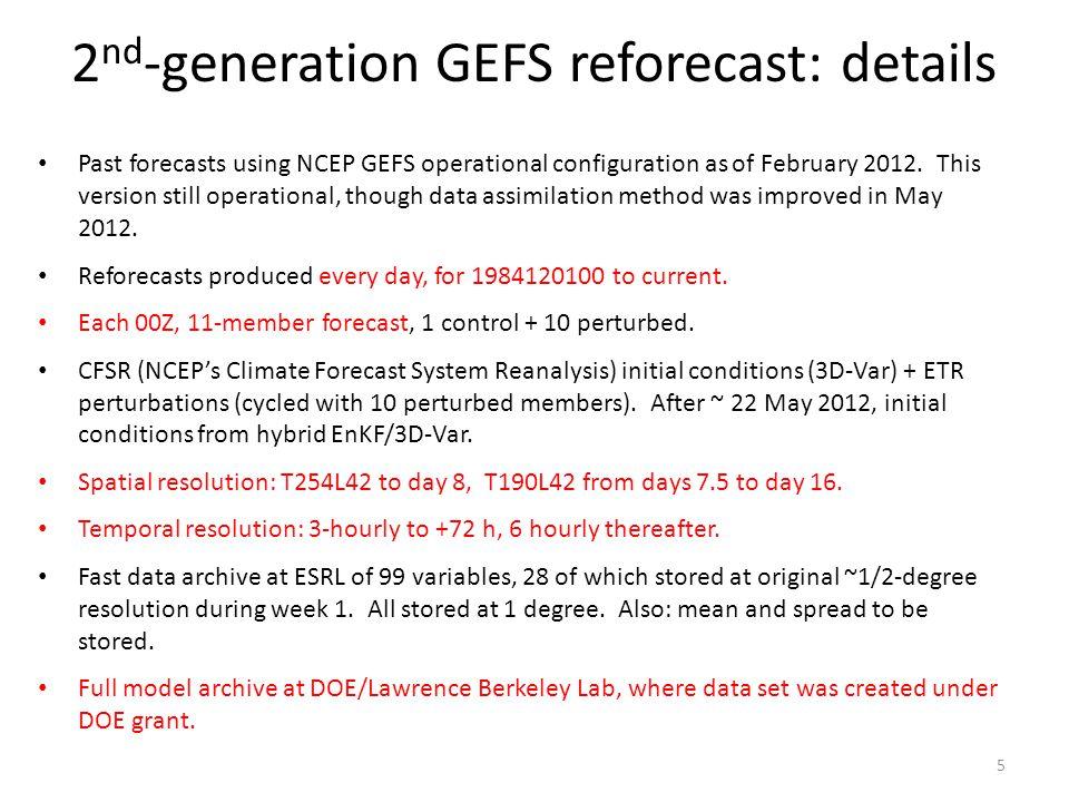 Status of the reforecast v2 archive.