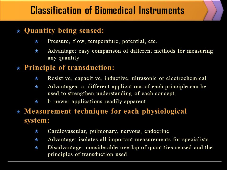 Classification of Biomedical Instruments...