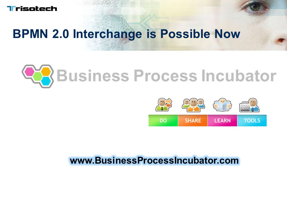 Business Process Incubator BPMN 2.0 Interchange is Possible Now