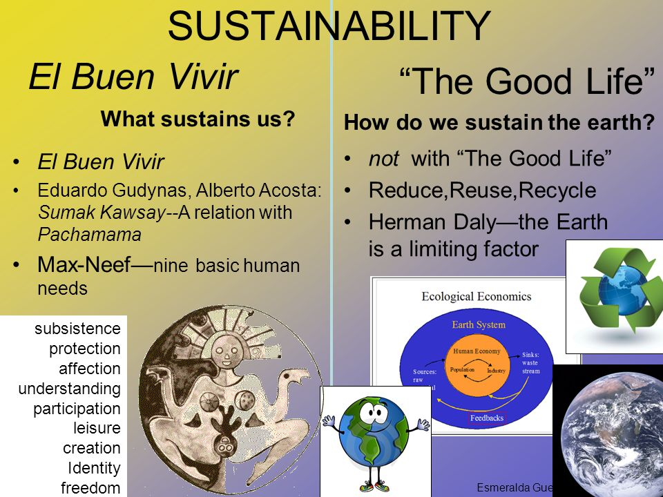 Esmeralda Guevara, Larry M Frolich Criar = nourishRaise or bring up = levantar El Buen Vivir The Good Life CHILD-RAISING What is more fundamental to sustainability (and the future) than how we raise our children?