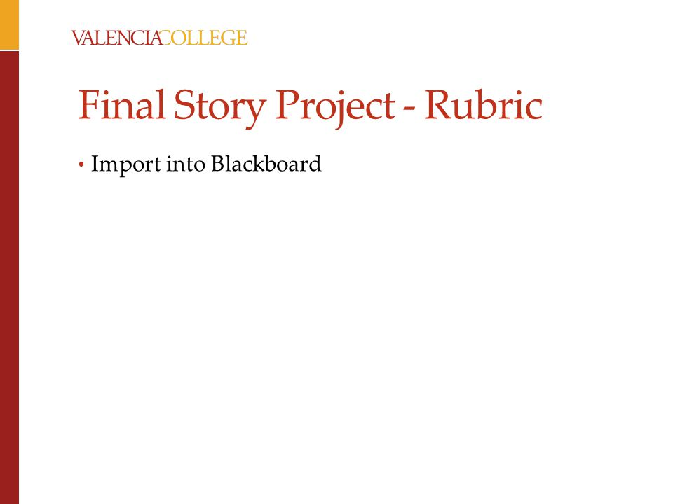 Final Story Project Sample 2 Norming