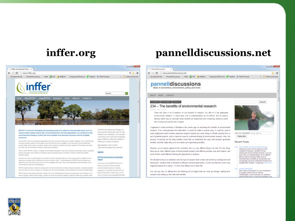 inffer.org pannelldiscussions.net