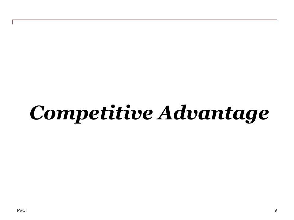 PwC Competitive Advantage 9