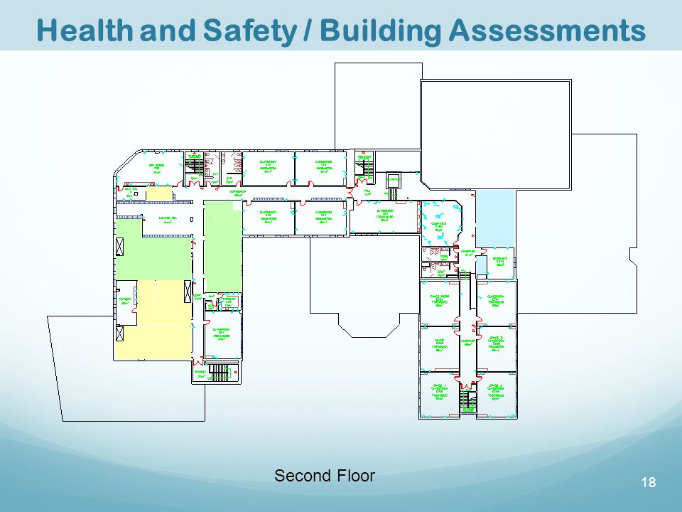 Second Floor Health and Safety / Building Assessments 18