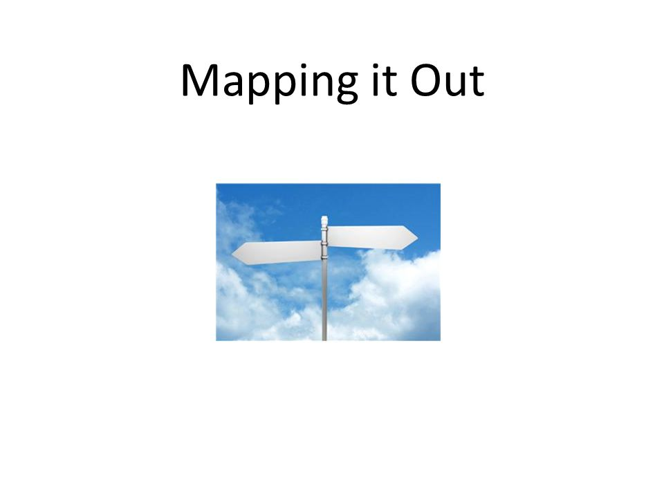 Mapping it Out