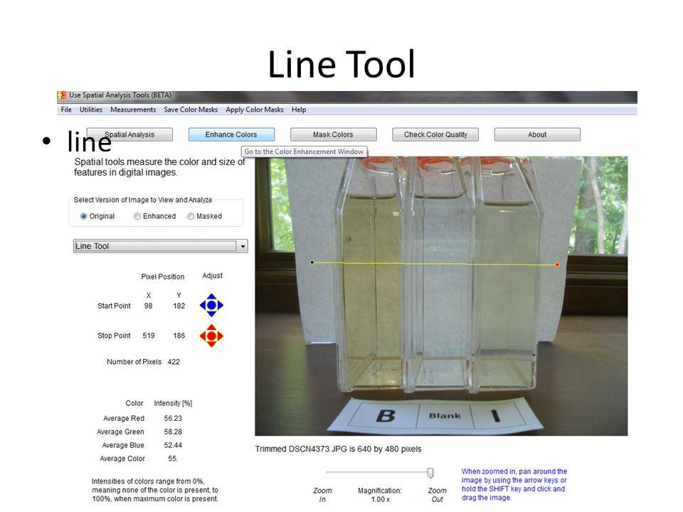 Line Tool line