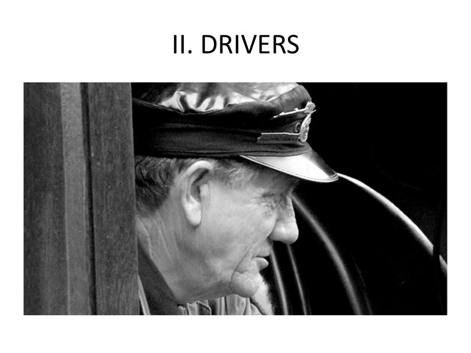 II. DRIVERS