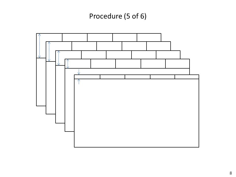 8 Procedure (5 of 6)