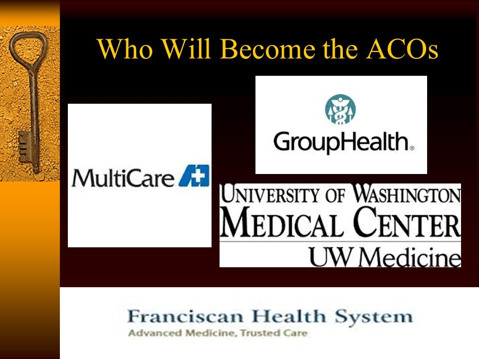 Who Will Become the ACOs