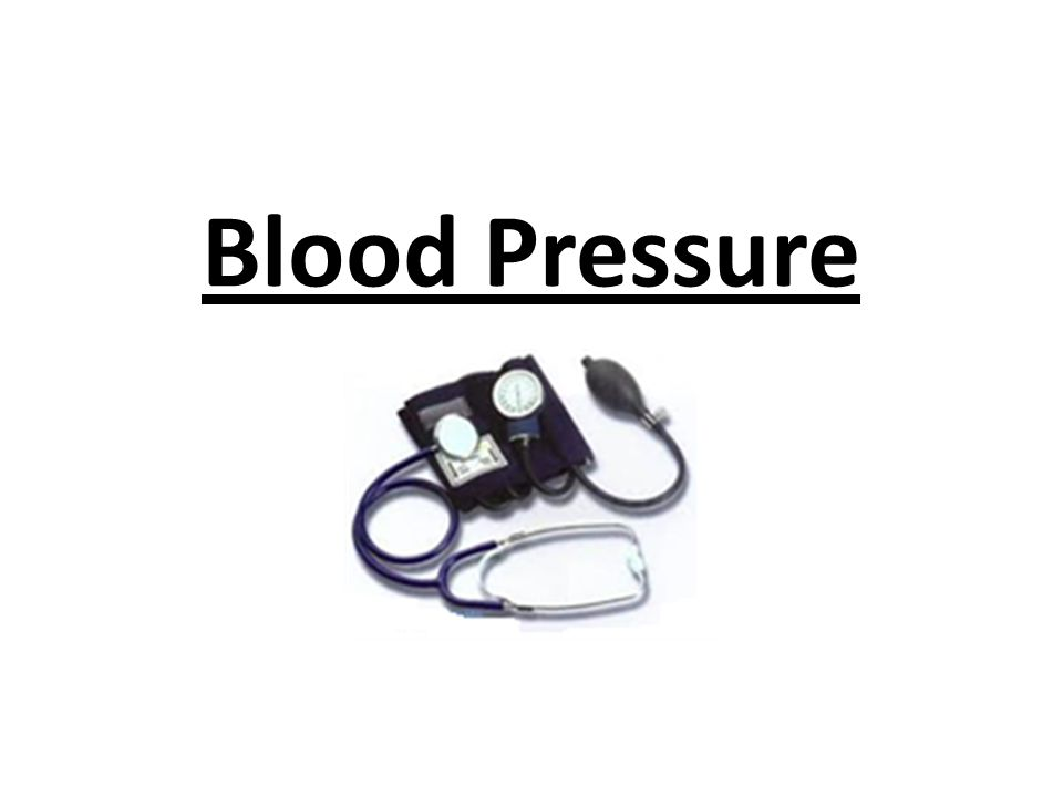blood pressure is the pressure blood on the walls of the circulatory system.