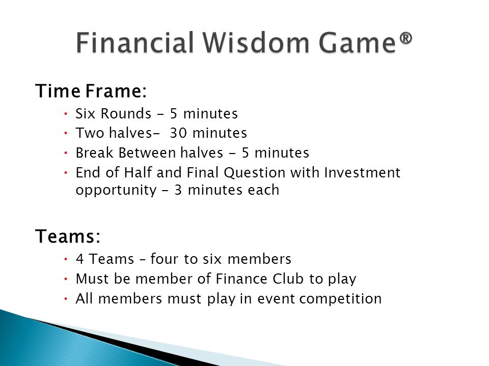 A person who provides financial information and advice.