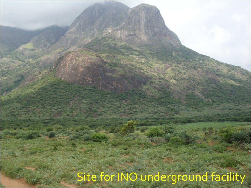 B.Satyanarayana, TIFR, Mumbai Resistive Plate Chambers & INO's ICAL detector SERCEHEP11, VECC, Kolkata35 Site for INO underground facility