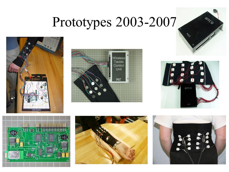 Prototypes 2003-2007