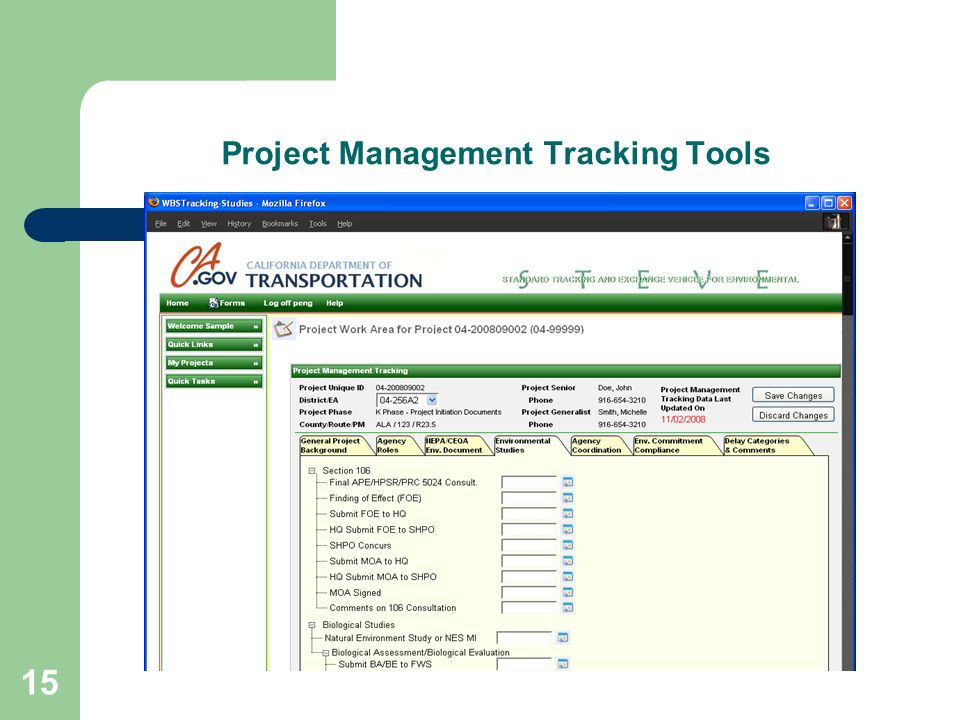 15 Project Management Tracking Tools