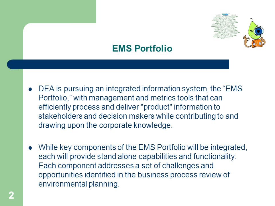 13 General Project Background Agency Roles NEPA/CEQA Environmental Document Environmental Studies Agency Coordination and Permitting Environmental Commitment Compliance STEVE Step 4 Phase I Project Management Tracking Tools